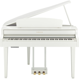 Yamaha Grand Piano CLP565GPWH
