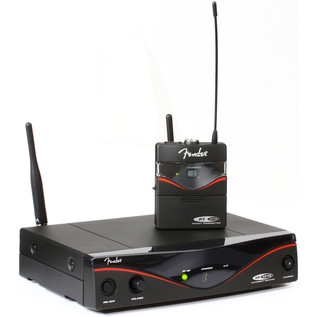 Fender FWG1010 Wireless System, Band M - Front View