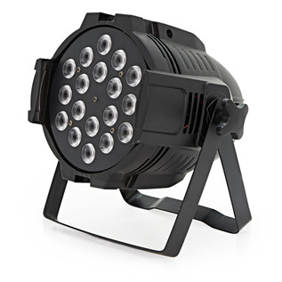 18 x 15w LED Par Can by Gear4music
