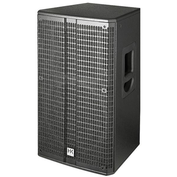 HK Audio Linear 5 L5 115F 15'' Active Speaker - Front (Angled)