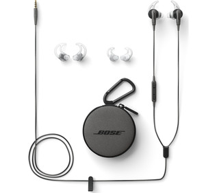 Bose SoundSport, Charcoal Black