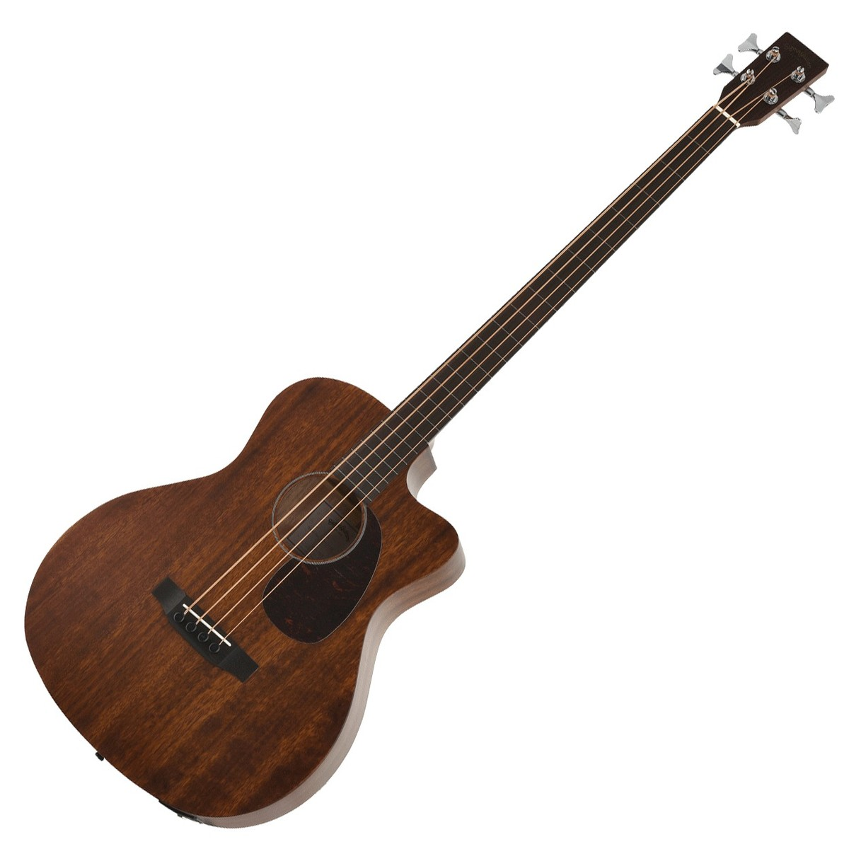 sigma fretless 4 string electro acoustic bass natural at. Black Bedroom Furniture Sets. Home Design Ideas