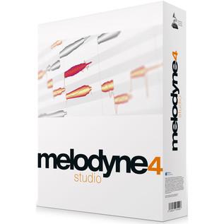 Celemony Melodyne 4 Studio - Boxed Art