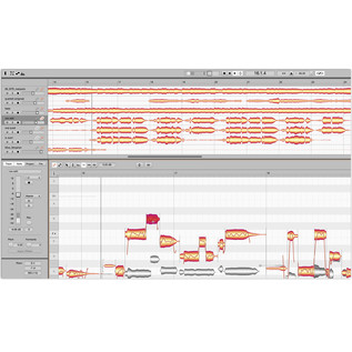 Celemony Melodyne 4 Studio - Screenshot 1