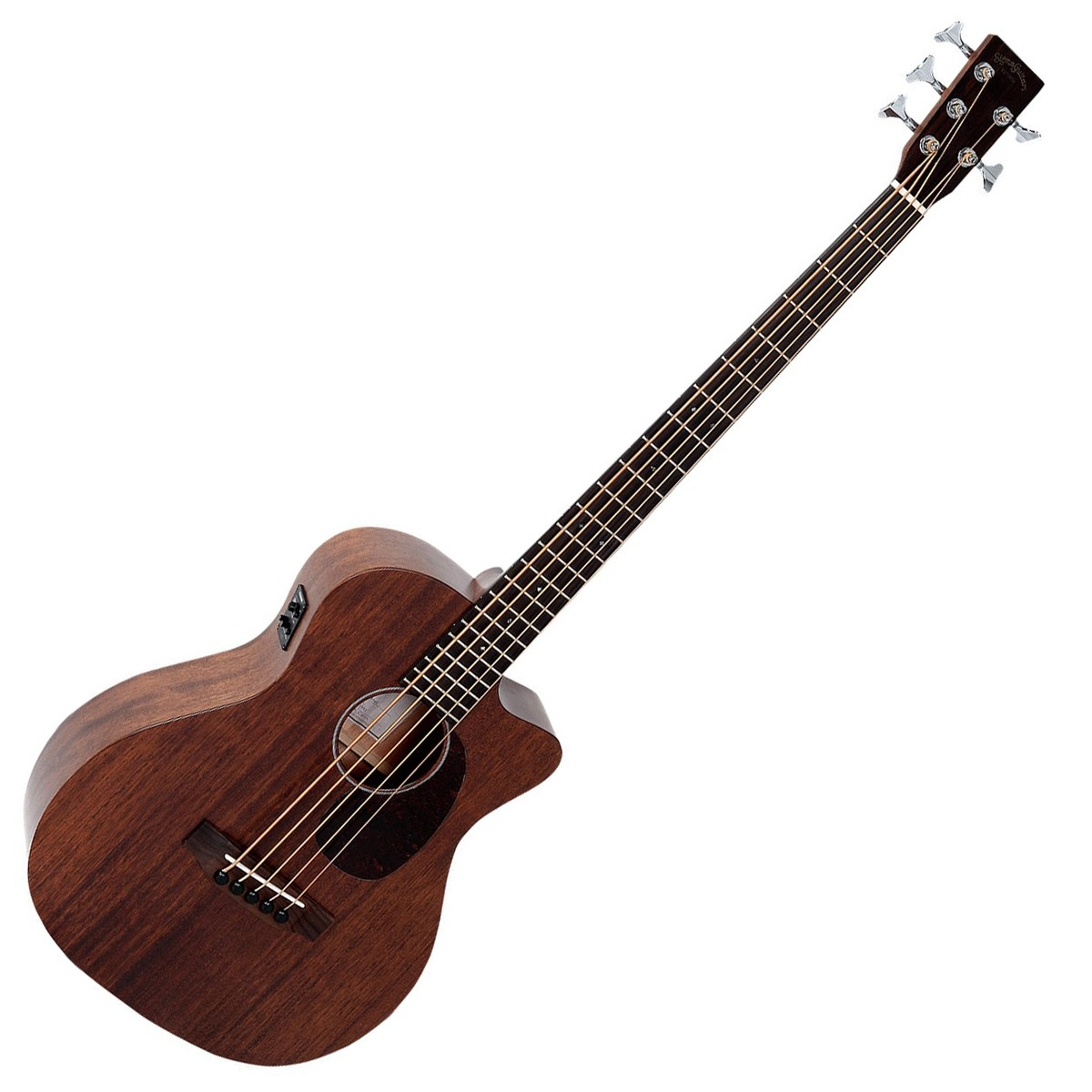 sigma 5 string electro acoustic bass natural at. Black Bedroom Furniture Sets. Home Design Ideas