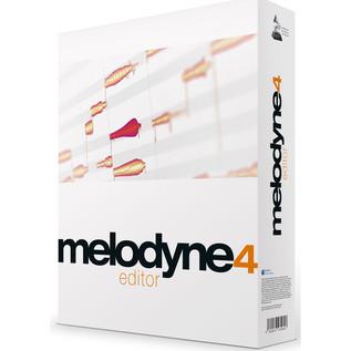Celemony Melodyne 4 Editor - Boxed Art