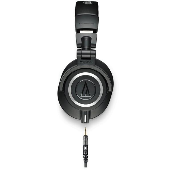 Audio Technica ATH-M50x Professional Monitor Headphones, Black
