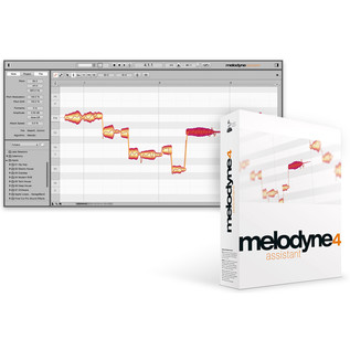Celemony Melodyne 4 Assistant - Box And Screenshot