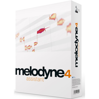 Celemony Melodyne 4 Assistant - Boxed Art