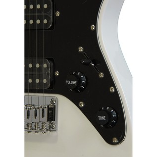 Ibanez GIO GRGM21 MiKro Electric Guitar, White