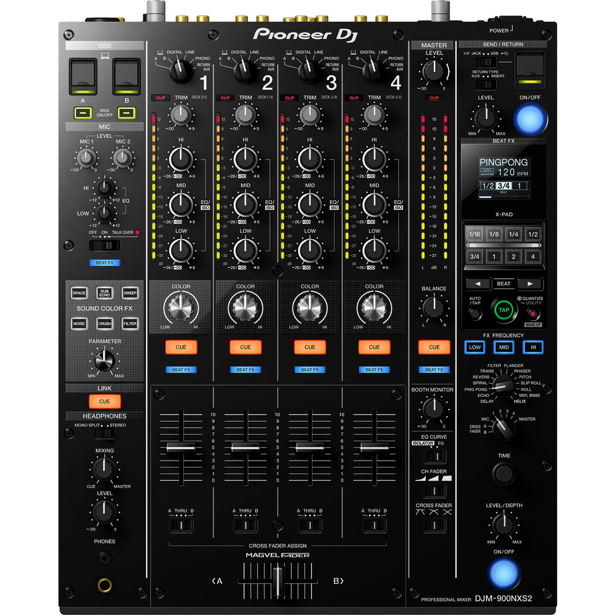 Download firmware or software - Pioneer DJ - USA