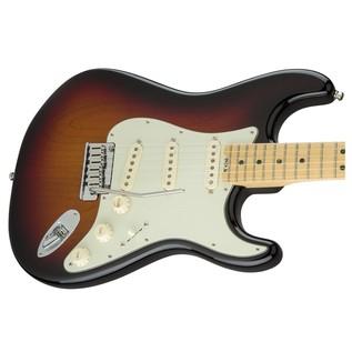 Fender American Elite Stratocaster, 3-Tone Sunburst
