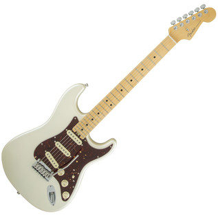 Fender American Elite Stratocaster, MN, Olympic Pearl
