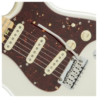 Fender American Elite Stratocaster, Pearl