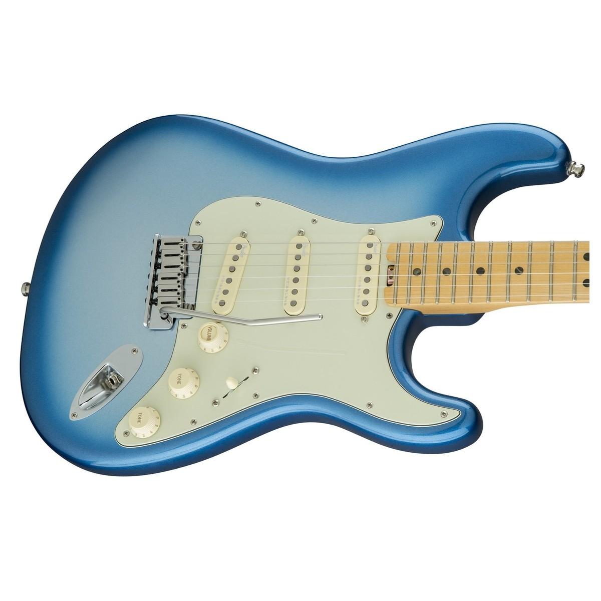 Fender American Elite Stratocaster MN, Sky Burst Metallic at ...