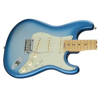 Fender American Elite Stratocaster MN, Metallic Blue Burst