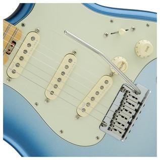 Fender American Elite Stratocaster, Blue Burst