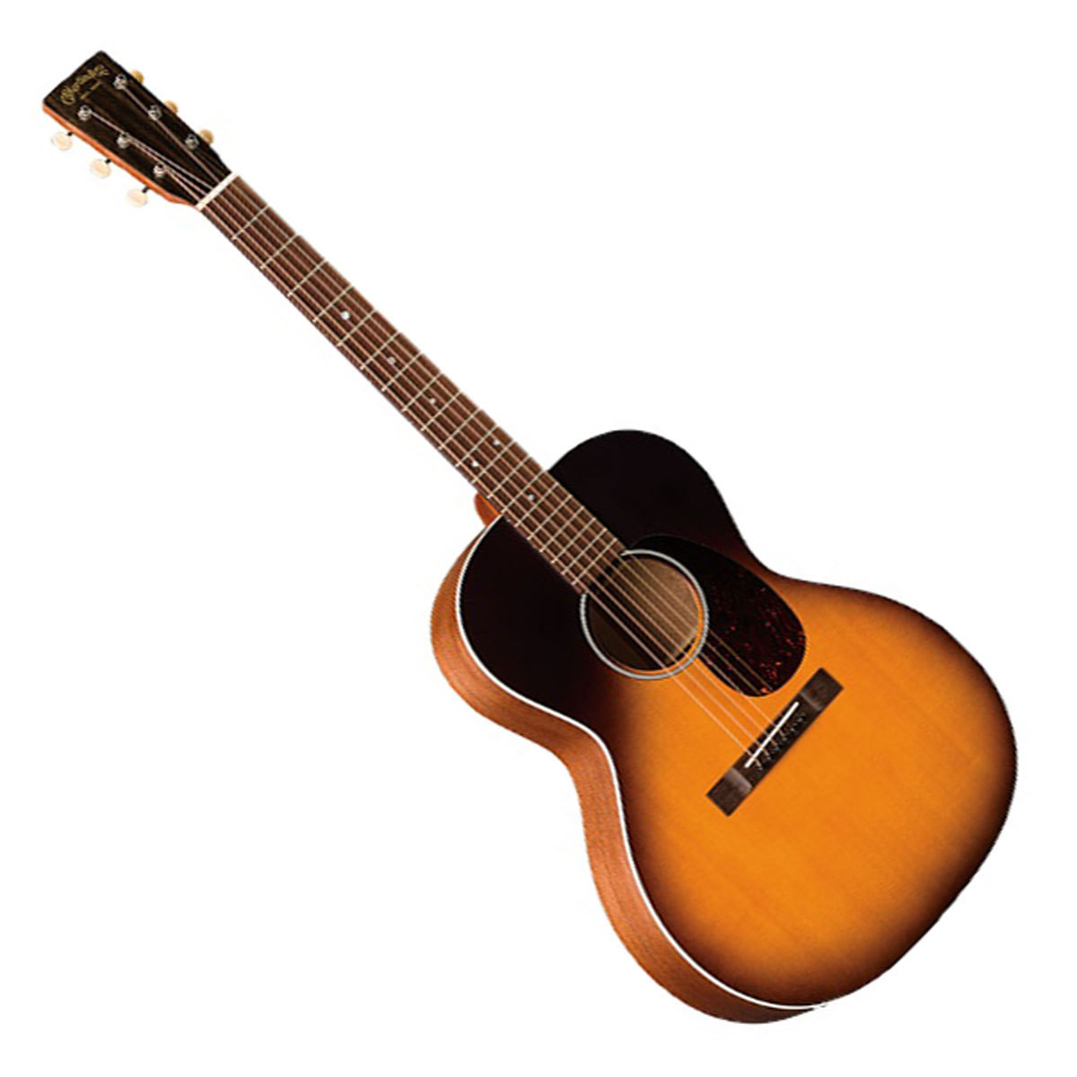 Click to view product details and reviews for Martin 00l 17 Left Handed Acoustic Guitar Whiskey Sunset.