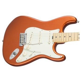 Fender American Elite Stratocaster MN, Metallic Orange