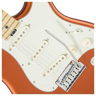 Fender American Elite Stratocaster, Autumn Blaze Metallic