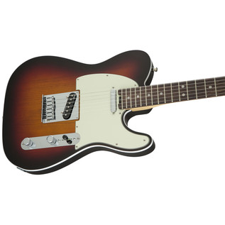 Fender American Elite Telecaster, RW, 3-Color Sunburst