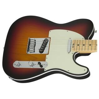 Fender American Elite Telecaster, 3-Tone Sunburst