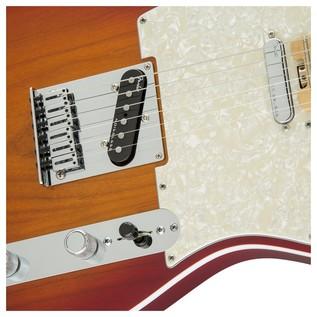 Fender American Elite Telecaster, Aged Cherry