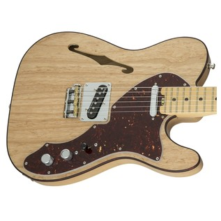 Fender American Elite Thinline Telec MN, Natural