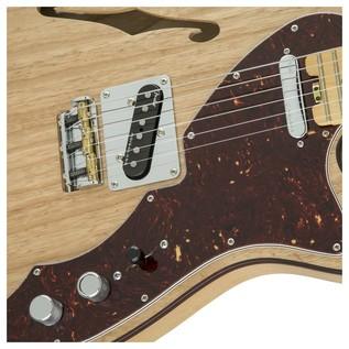 Fender American Elite Thinline Tele, Natural