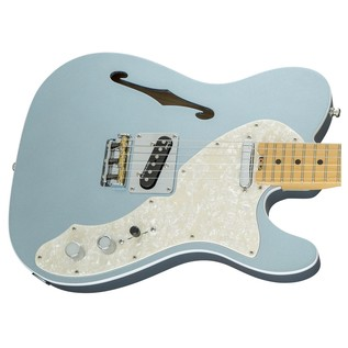 Fender American Elite Telecaster Thinline MN, Blue