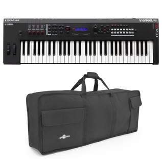 Yamaha MX61 Production Synthesizer with Free Bag