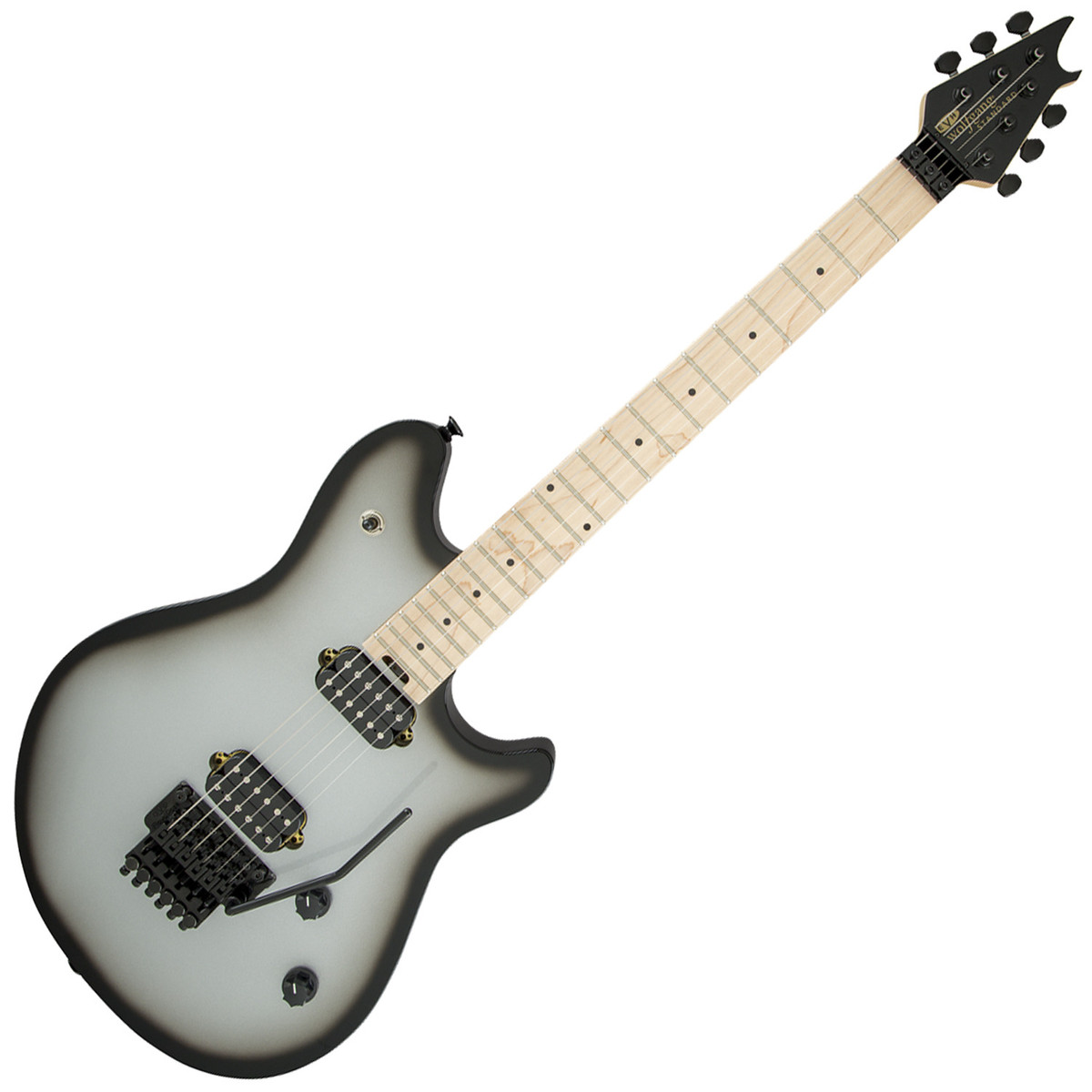 evh wolfgang standard electric guitar mn silverburst at gear4music. Black Bedroom Furniture Sets. Home Design Ideas