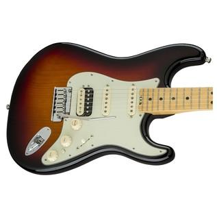 Fender American Elite Stratocaster HSS MN, Sunburst