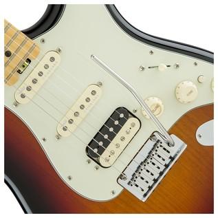 Fender American Elite Stratocaster HSS Shawbucker Sunburst
