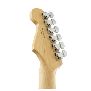 American Elite Stratocaster HSS Shawbucker Sunburst