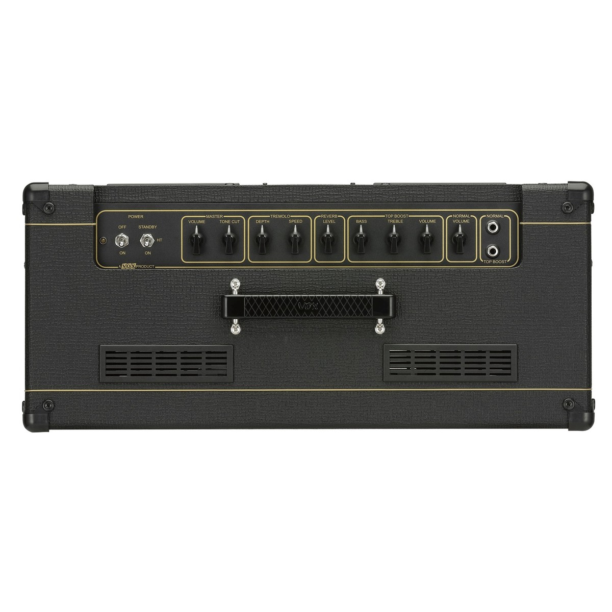 vox ac15 custom amplifier head at gear4music. Black Bedroom Furniture Sets. Home Design Ideas