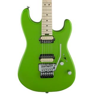 Charvel San Dimas Pro Mod SD1 2H FR, Slime Green