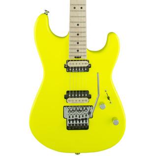 Charvel San Dimas Pro Mod SD1 2H FR, Neon Yellow
