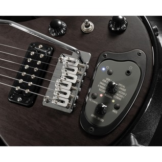 Vox Starstream Type-1, Metallic Black & See-Through Semi-Gloss Black