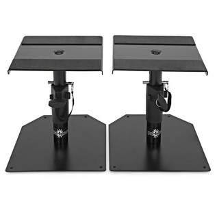Desktop Monitor Speaker Stands by Gear4music