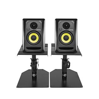 KRK Rokit RP4 G3 Studio Monitors with Desktop Stands, Pair