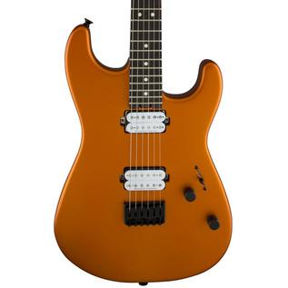 Charvel San Dimas Pro Mod SD1 HH HT Electric Guitar, Orange Blaze