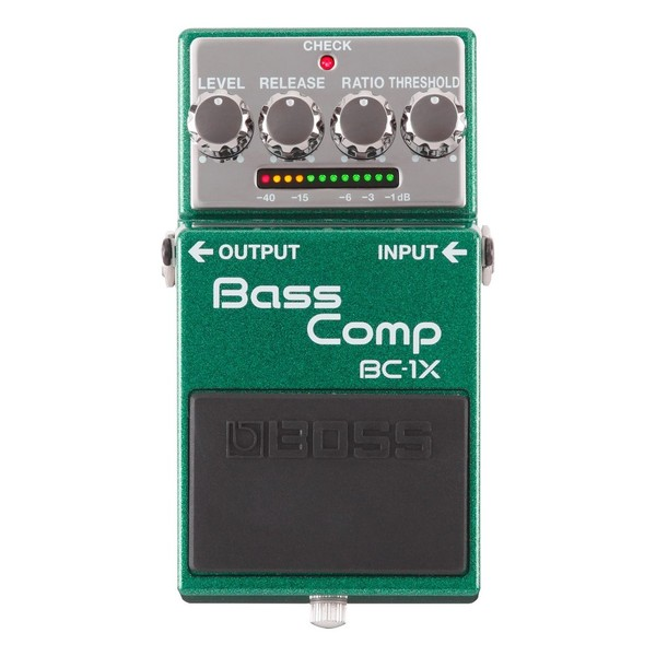Boss BC-1X Multi-Band Bass Compressor