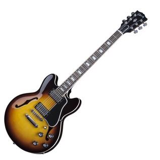 Gibson Memphis 2016 ES-339 Semi-Hollowbody Guitar, Sunset Burst