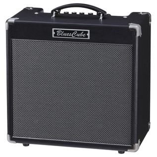 Roland Blues Cube Hot Guitar Amp, Black
