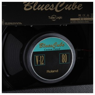 Blues Cube Hot Guitar Amplifier, Black