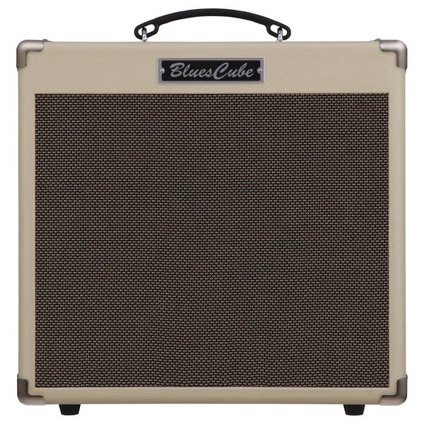 Roland Blues Cube Hot Guitar Amplifier, Vintage Blonde