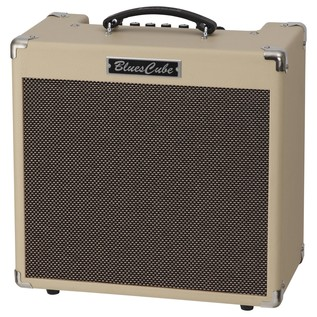 Roland Blues Cube Hot Guitar Amplifier, Blonde