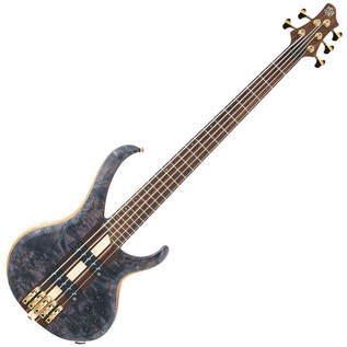 Ibanez BTB1605-DTF 5 String Bass Guitar - Angled View