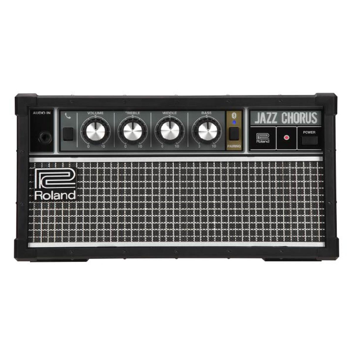 Roland JC-01 Bluetooth Audio-högtalare  4339045f9c777